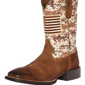 Wrist Men Boots
